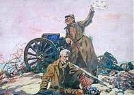 Военнопленные Первой популярный (1914 - 0918 гг.)
